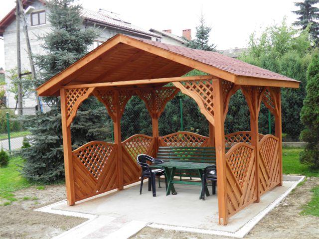 Altanki : domki drewniane, domy z drewna, domy z bali - producent ...
